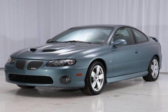 Aparece uno de los últimos Pontiac GTO casi a estrenar