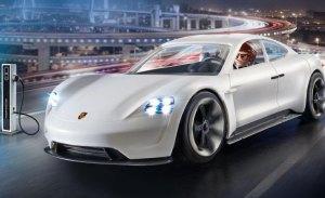 El Porsche Mission E llega al mercado, aunque no como piensas