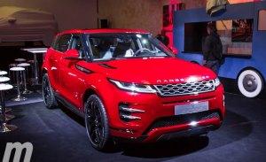 El Range Rover Evoque 2019, el mini Velar, llega a España