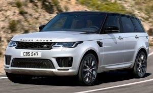 Range Rover Sport HST, edición especial con mecánica semihíbrida y etiqueta ECO