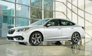 El nuevo Subaru Legacy presume de seguridad y estrena plataforma