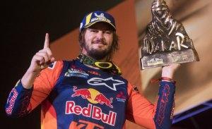 Homenaje a Toby Price en el GP de Australia de Fórmula 1