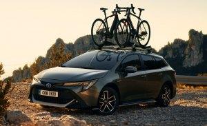 El Toyota Corolla Trek es la nueva versión crossover de la gama Corolla