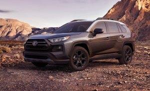 Toyota RAV4 TRD Off-Road, el SUV japonés se torna más robusto