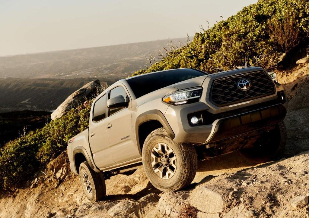 El renovado Toyota Tacoma 2020 desvelado en el Salón de Chicago