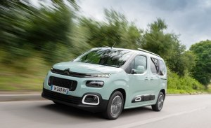 España - Enero 2019: El Citroën Berlingo rompe las quinielas