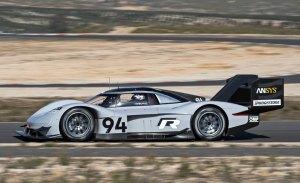 El Volkswagen I.D R Pikes Peak se va de test a Almería