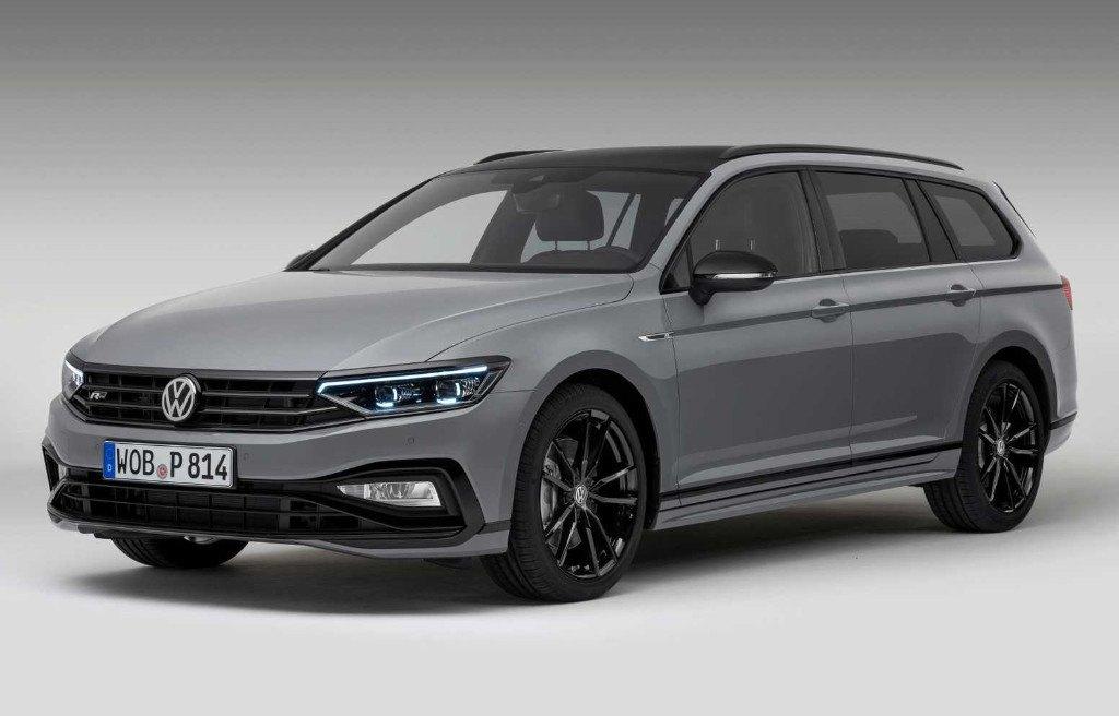 Nuevo Volkswagen Passat Variant R Line Edition de edición limitada