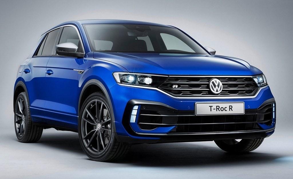 Volkswagen T-Roc R, tracción total y 300 CV para el SUV compacto