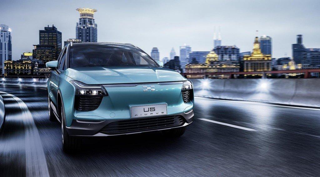 Aiways U5 Ion, el SUV de la marca china debuta en el Salón de Ginebra 2019