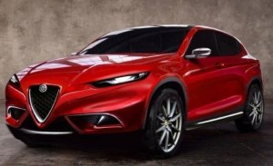Alfa Romeo Tonale: así se llama el nuevo SUV compacto confirmado para producción