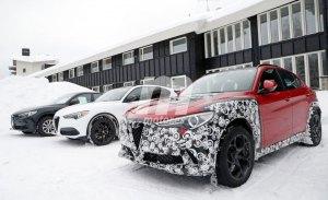 El actualizado Alfa Romeo Stelvio llegará en 2020 con cambios en el interior