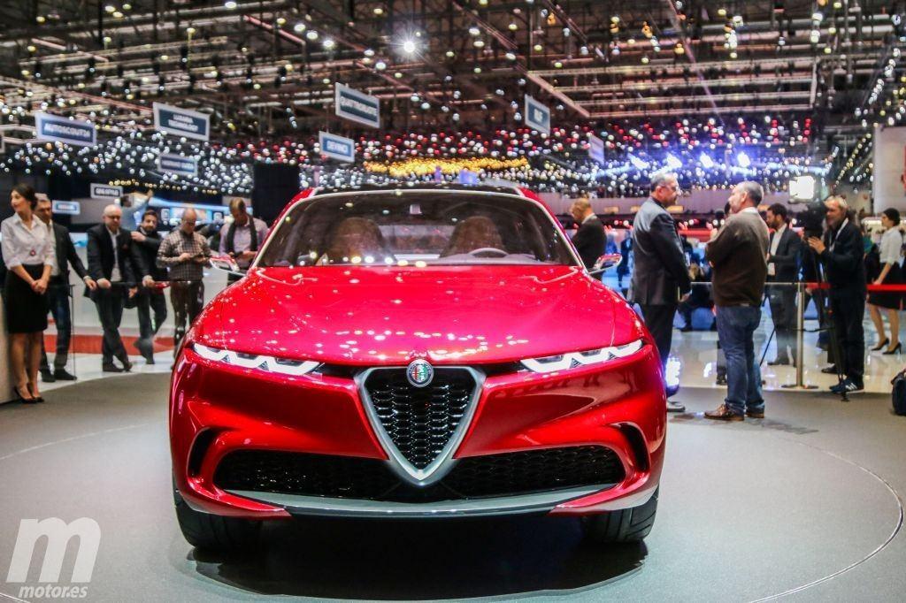 Alfa Romeo desvela el concepto Tonale, el anticipo del SUV compacto que debutará en 2022