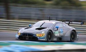 Aston Martin, Honda y Red Bull, trío imposible en el DTM