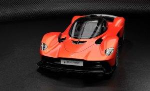 La potencia total del Aston Martin Valkyrie será de 1.176 CV y 900 Nm