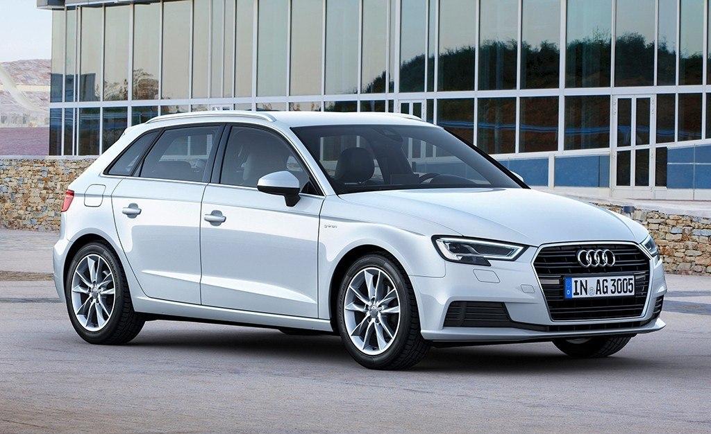 El nuevo Audi A3 Sportback g-tron entra escena con una mayor autonomía