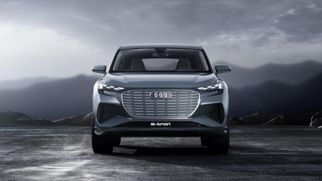 Audi Q4 e-tron concept, el anticipo del futuro SUV eléctrico se estrena en Ginebra 2019