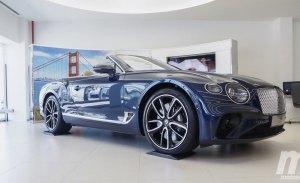 Aterriza en España el Bentley Continental GT Convertible