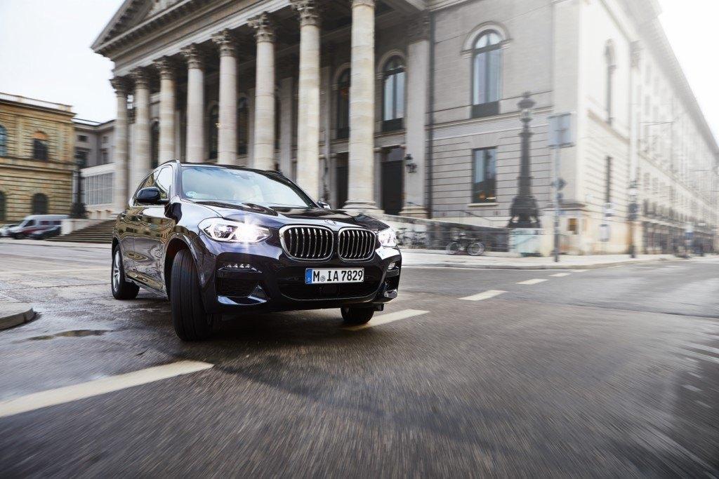 Sorpresa de BMW en el Salón de Ginebra 2019: llega el nuevo híbrido enchufable X3 xDrive30e
