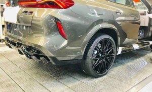 El nuevo BMW X6 M filtrado junto a numerosas imágenes del nuevo X5 M