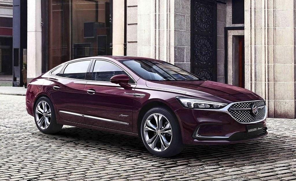 Buick LaCrosse 2020, imagen revisada y acabados más lujosos