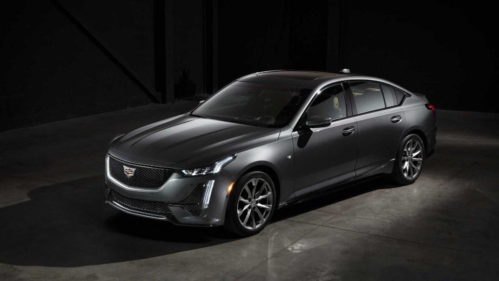 El nuevo Cadillac CT5 2020 desvelado antes del Salón de Nueva York