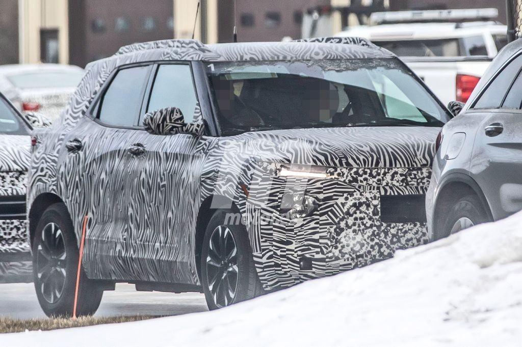 La nueva generación del Chevrolet Trax 2020 se destapa en Estados Unidos