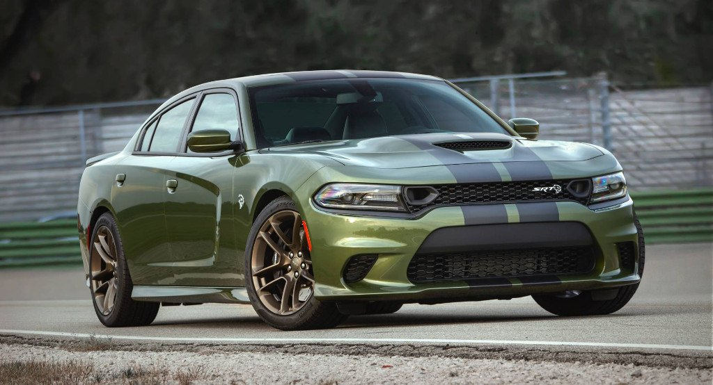 Dodge confirma un concept basado en el Charger: ¿futura versión Widebody?