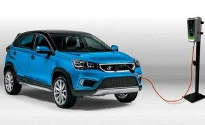 DR3 EV, la marca italiana presenta su primer coche eléctrico para Europa