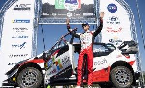 El Tour de Corse reta al equipo Toyota Gazoo Racing