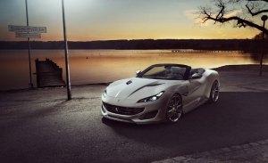 Novitec presenta un Ferrari Portofino de 684 CV