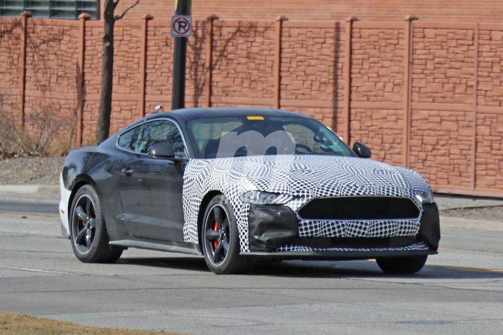 Misteriosa mula del Ford Mustang Bullitt cazada en Michigan