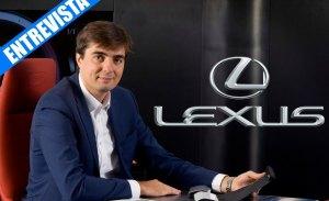 Entrevista a Leo Carluccio, Director de Lexus España: coche autónomo, emisiones y car sharing