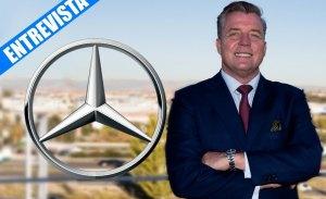 Entrevista a Roland Schell (presidente de Mercedes-Benz España), hablamos del futuro electrificado de la compañía