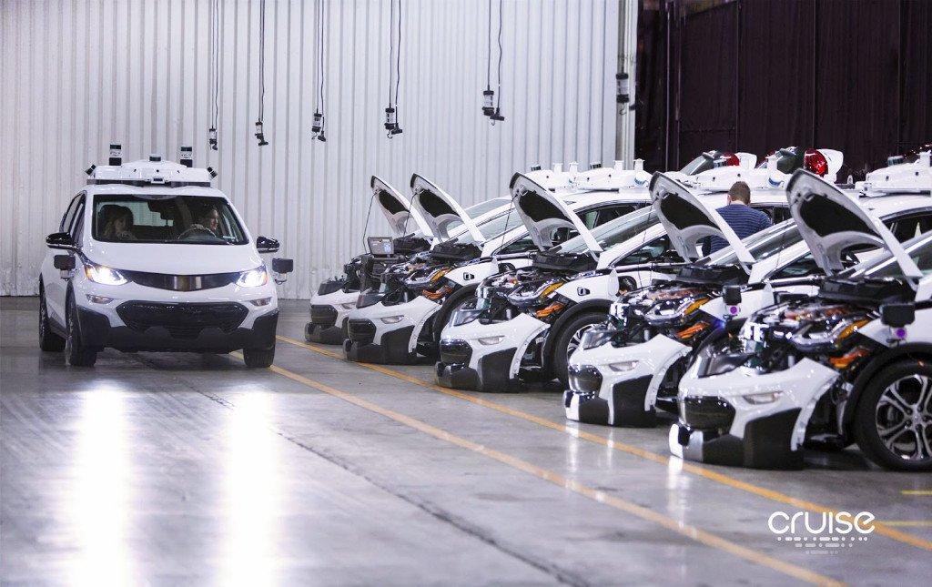 GM Cruise piensa doblar su plantilla en los próximos 9 meses