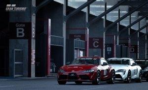 Toyota Gazoo Racing presenta la Copa GR Supra GT de Gran Turismo Sport