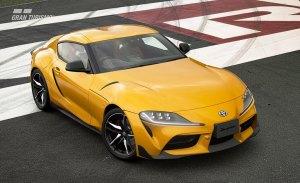 El nuevo Toyota Supra llega a Gran Turismo Sport con la actualización de marzo de 2019