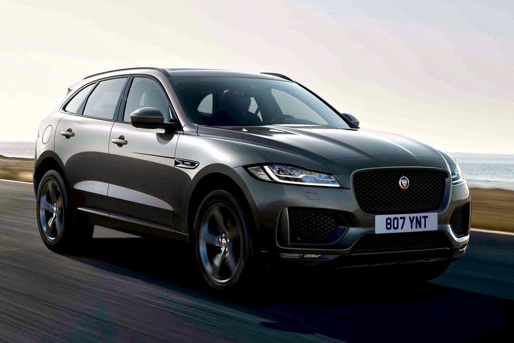 Jaguar presenta los nuevos F-Pace 300 Sport y Chequered Flag Limited Edition