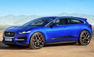 El Jaguar J-Pace llegará en 2021 para coronar la gama SUV de la marca británica