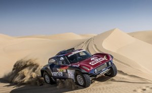 Przygonski gana la Dubai Baja tras superar a Al-Qassimi