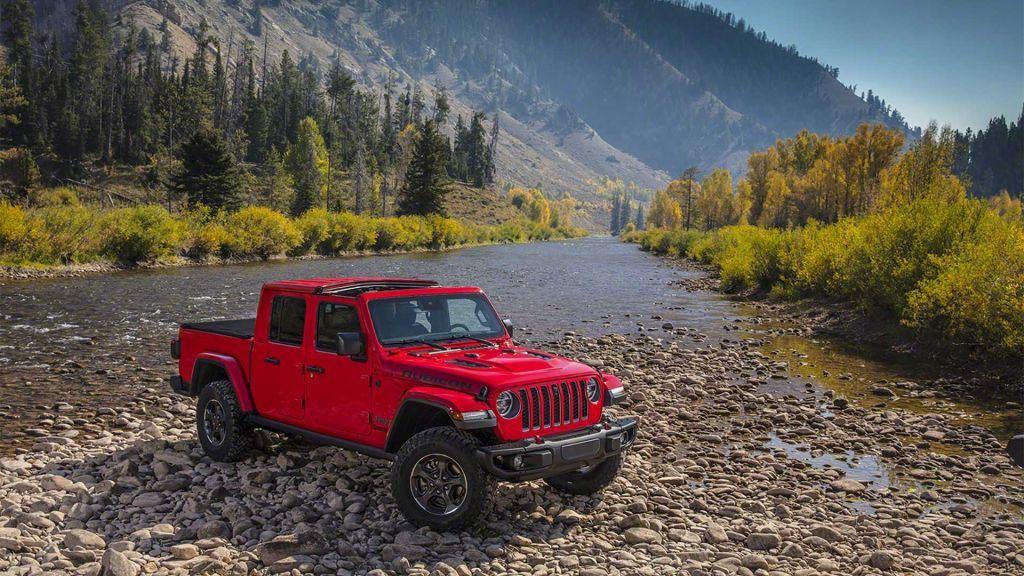 Confirmado: el nuevo Jeep Gladiator será comercializado en Europa