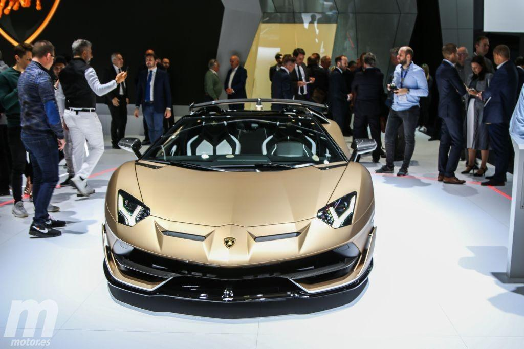 Lamborghini Aventador SVJ Roadster, máxima deportividad italiana a cielo descubierto