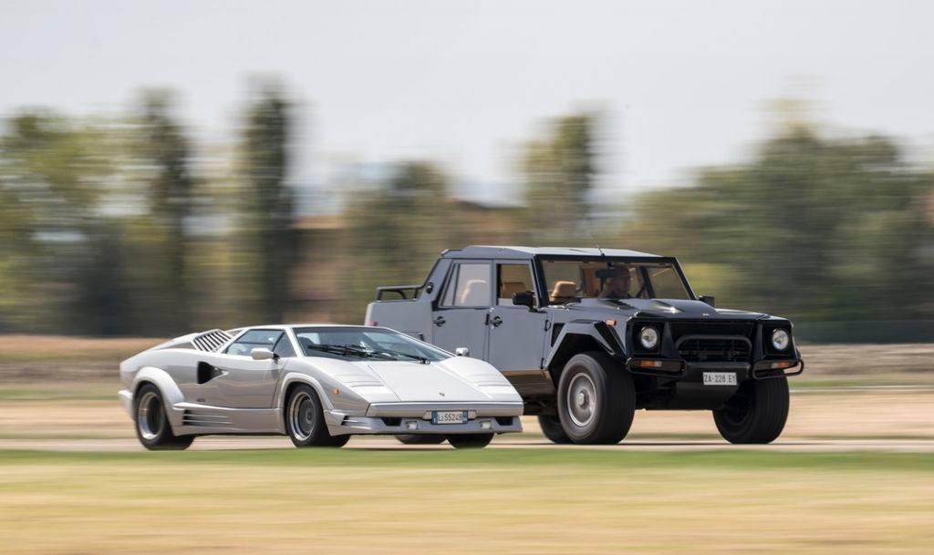 Lamborghini se plantea un verdadero sucesor off-road para el LM002