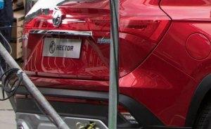 El nuevo MG Hector será electrificado con una versión semihíbrida de 48 voltios