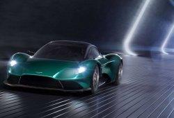 Aston Martin registra la denominación Valen ¿Nuevo proyecto?