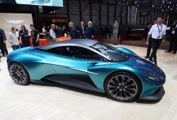 El futuro Aston Martin Vanquish tendrá variantes AMR Pro y Volante
