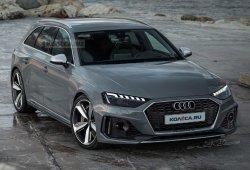 Así será el futuro Audi RS4 Avant 2020