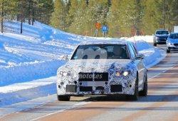 El nuevo BMW M3 Berlina continúa con las pruebas de invierno sin destaparse