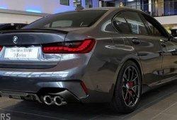 El nuevo BMW M3 G80 nos muestra su zaga en este nuevo render