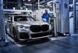 El nuevo BMW Serie 7 comienza su producción en su avanzada factoría